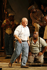 Deutsche Oper Berlin PORGY AND BESS   Probe