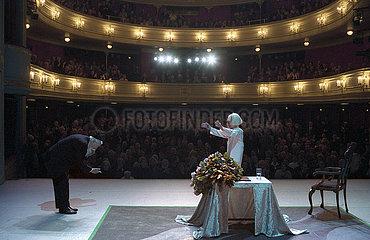 Deutsches Theater INGE KELLER LIEST...