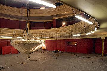 Deutsches Theater Berlin  Bauarbeiten 2008