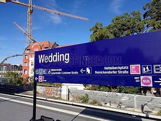 S-Bahnhof Wedding