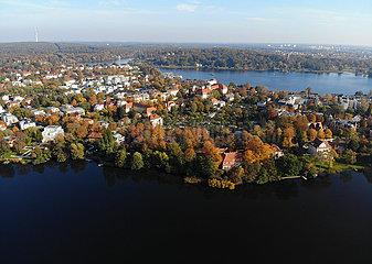 Luftbild Potsdam