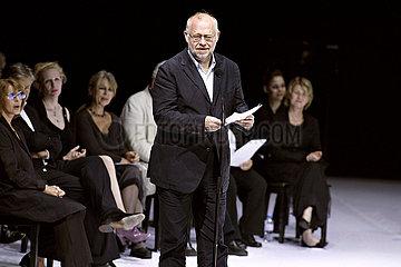 Berliner Ensemble ABSCHIED VON GEORGE TABORI