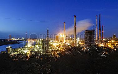 ThyssenKrupp Steel  KBS Kokerei Schwelgern  Duisburg  Ruhrgebiet  Nordrhein-Westfalen  Deutschland  Europa