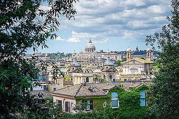 Übersicht  Rom