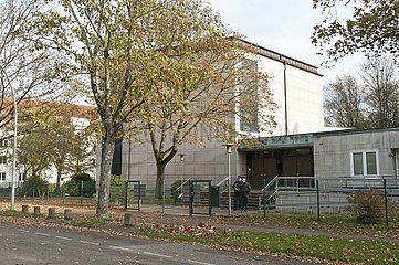 Synagoge Hohe Weide  Hamburg