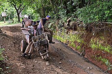 Cuba  Vinales - Valle de Vinales