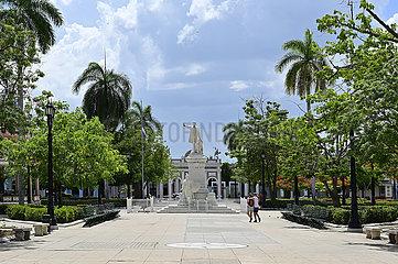 Kuba  Cienfuegos - Stadtbild