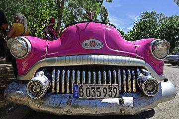 Cuba  Havanna - Oldtimer