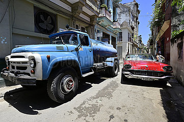 Cuba  Havanna - Stadtbild