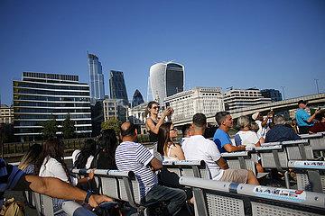 Skyline London  England