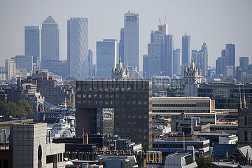 Skyline London  England