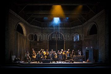 Theater St. Gallen FAUST