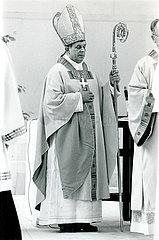 Jozef Kardinal Glemp  Primas von Polen  1984