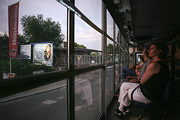Rimini Protokoll CARGO SOFIA - BERLIN