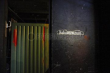 Hebbel am Ufer Berlin  HAU 1  Kulissenmagazin