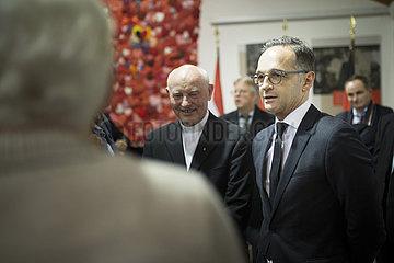 Aussenminister Maas reist nach Budapest