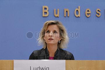 Bundespressekonferenz zum Thema: Drogen und Suchtbericht 2019
