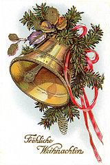 Froehliche Weihnachten  Postkarte  1940