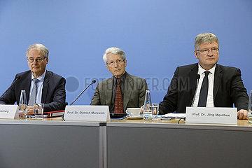 Pressekonferenz: AfD - Wie politisch ist der Verfassungsschutz?