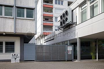 Wohn- und Geschaeftsgebaeude in Wolfsburg