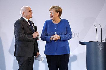 Bundeskanzleramt Verleihung des Nationalen Integrationspreises