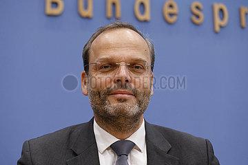 Bundespressekonferenz zum Thema: Entschlossenen Handeln gegen den neuen Antisemitismus in Deutschland