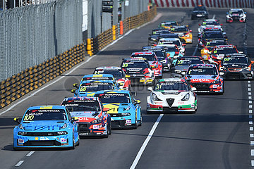 (SP) CHINA-MACAU-MACAU Grand Prix TAG 3 (CN)