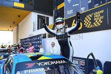 (SP) CHINA-MACAU-MACAU Grand Prix Tag 4 (CN)