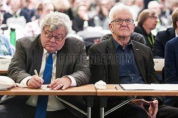 44. Ordentliche Bundesdelegiertenkonferenz der Grünen 15. - 17. November 2019  Bielefeld