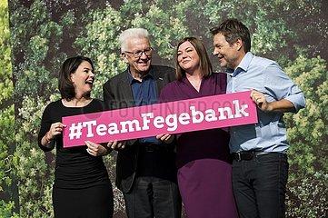 #TeamFegebank - 44. Ordentliche Bundesdelegiertenkonferenz der Grünen 15. - 17. November 2019  Bielefeld