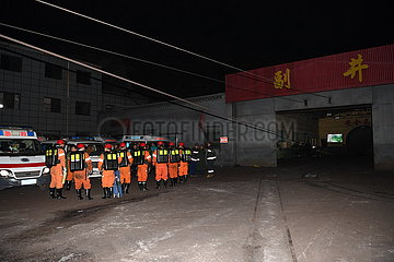 CHINA-SHANXI-PINGYAO-COAL MINE BLAST (CN)