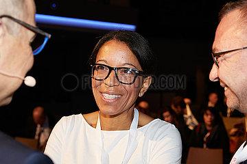 Berlin  Deutschland - Janina Kugel  Arbeitsdirektorin der Siemens AG.