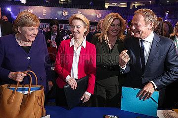 KROATIEN-ZAGREB-Europäische Volkspartei-CONGRESS Hauer