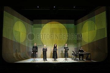 Deutsches Theater Berlin HEKABE