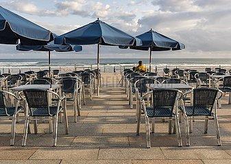 Beach Promenade  Zarautz