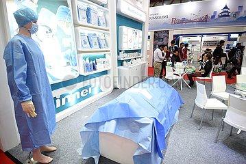 INDONESIEN-JAKARTA-CHINA GESUNDHEITSWESEN PRODUCTS EXPO