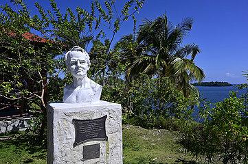 Kuba  Baracoa-Blick in den Alexander von Humboldt Nationalpark