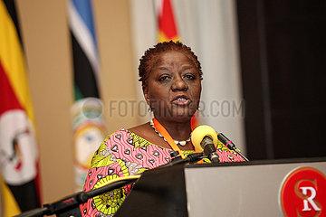 UGANDA-KAMPALA-AFRICA-CHINA ARMUTSBEKÄMPFUNG UND ENTWICKLUNGSKONFERENZ
