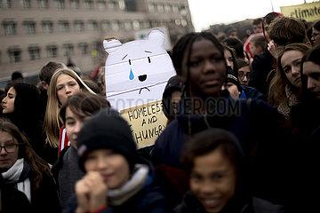 FridaysForFuture Climate Strike