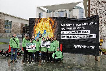 Gespraech mit Verbaenden aus der Land- und Forstwirtschaft  Bundeskanzleramt  2. Dezember 2019