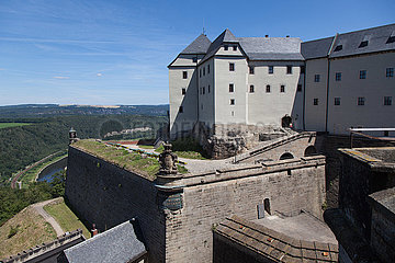 Konigstein Fortress - Germany