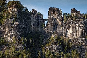 Elbe Sandstone Mountains - Germany
