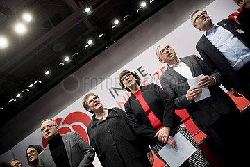 SPD Party Congress