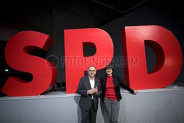 Walter-Borjans  Esken  SPD