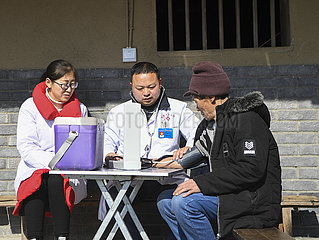 CHINA-CHONGQING-Shizhu-Land-MEDICAL SERVICE (CN)