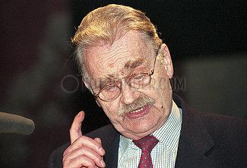 H. C. Artmann  Lyriker  Wien  1995