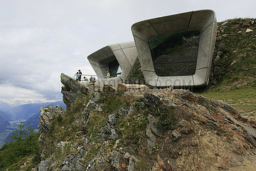 Messner Mountain Museum Corones.