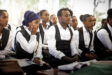 Nefas Silk Berufsschule