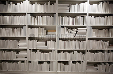 Aelmhult  Schweden  Billy-Regale im IKEA-Museum