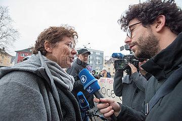 Kristina Haenel gegen Paragraph 219a